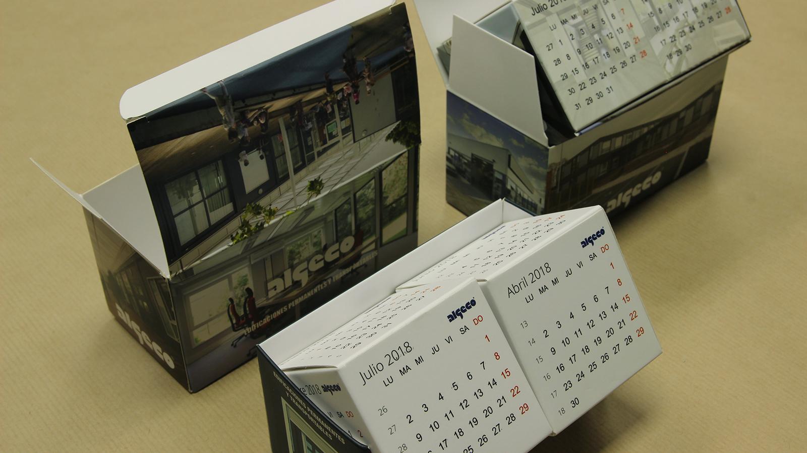 Calendarios Personalizados de Empresa